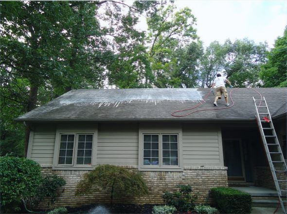 Roof Cleaning Services in Delaware